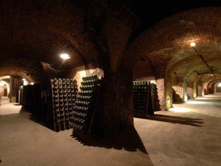 Caves de l'avenue de Champagne