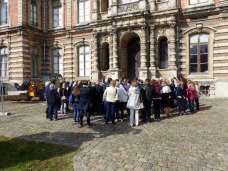 Visite lors des Journées Européennes du Patrimoine 2017