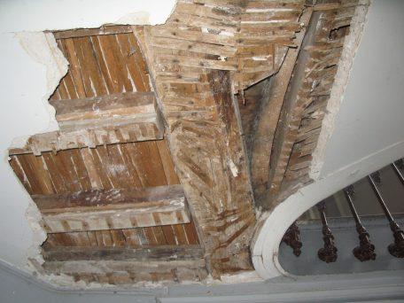 Découverte de la structure des parquets